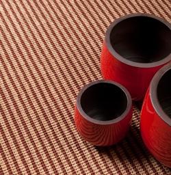 Origineel, creatief, uniek, …: zo kan men onze design tapijten omschrijven.