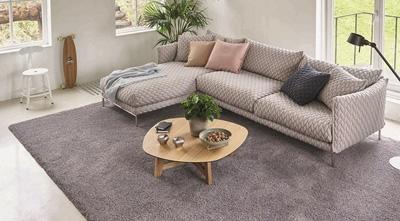 Soorten tapijten: met de hand geknoopt.