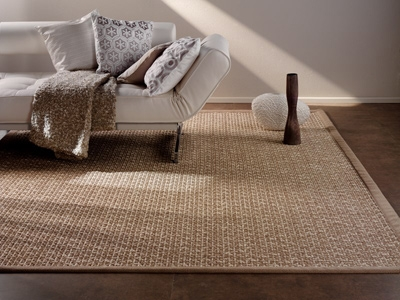 Soorten tapijten: machinaal gemaakt.